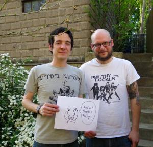 Eric Hansen and Joseph