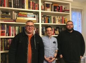 Jim, Joseph, and Bruce