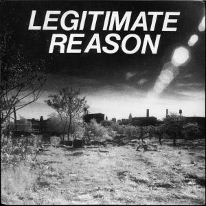 "Legitimate Reason 7"" EP front cover"
