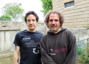 Mano Divina and Joseph in June 2015