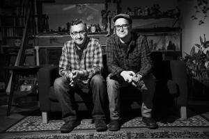 Jim Saah and Scott Crawford by Karen Kirchhoff