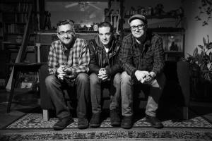 Jim Saah, Joseph, Scott Crawford by Karen Kirchhoff