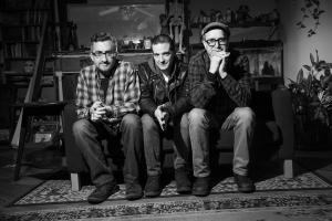 Jim Saah, Joseph, Scott Crawford by Karen Kirchhoff