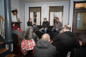 Spoke event at Cindergarden by Karen Kirchhoff