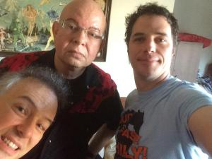 Jello, Eric, and Jesse