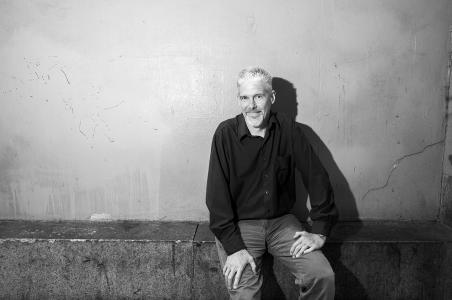 Frank Blank Moriarity portrait by Karen Kirchhoff