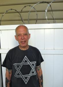 Portrait of Bobby Startup, interviewed by Joseph A. Gervasi for LOUD! FAST! PHILLY!