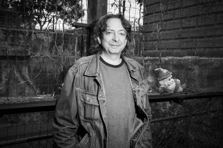Dean Sabatino/Clean portrait by Karen Kirchhoff