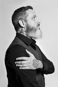 Nathan Gray portrait by Karen Kirchhoff