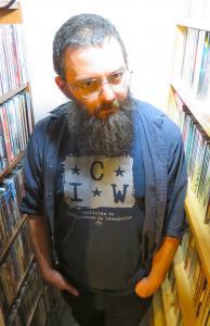 Portrait of Pete Tridish