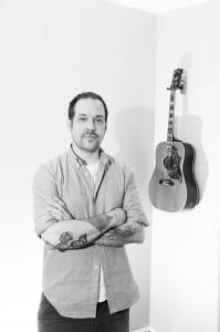 Brian Sokel portrait by Karen Kirchhoff